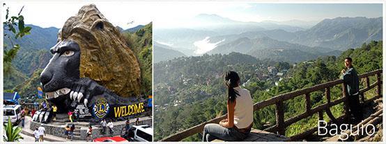 Khu vực Baguio