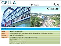 du-hoc-philippines-tai-truong-anh-ngu-cella-brochure