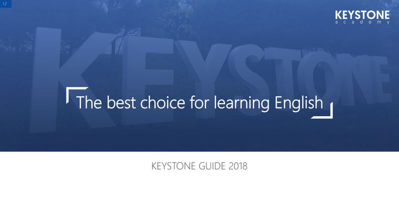 Keystone-orientation