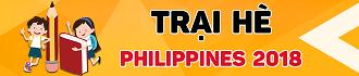 Hội thảo trại hè Philippines 2018 – Giúp con yêu chinh phục tiếng Anh